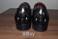 Jeffery West Black Line'Scarface' Tequila Gibson UK 9 BNIB EUR 43 Black