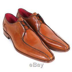 Jeffery West Men's JB40 Twin Seam Leather Shoe Tequila Honey / Brown