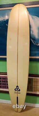 Jimmy Buffet Hemisphere Dancer Margaritaville Tequila Terry Senate 9' Surfboard