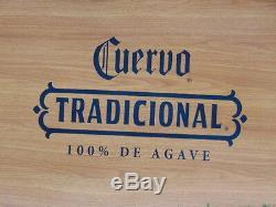 Jose Cuervo Tequila Advertisement Display Surfboard Man Cave Bar Sign