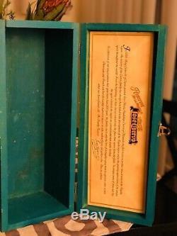 Jose Cuervo Tequila Reserva De Familia Box 1996 Manuel Velazquez 1.75 MX Release
