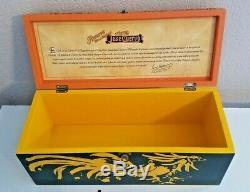 Jose Cuervo Tequila Reserva De Familia Box 2001 Gironella Parra 2.5L VERY RARE