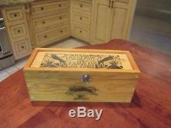 Jose Cuervo Tequila Reserva De La Familia, 1995 Collector Box 200 Year Anniver