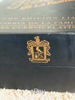Jose Cuervo Tequila Reserva De La Familia 2012 Ricardo Pinto Limited Edición Set