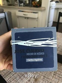 Jose Cuervo Tequila Reserva De La Familia 2013 Carlos Aguirre Rare. 375ml Box