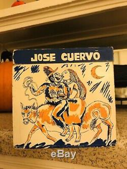 Jose Cuervo Tequila Reserva De La Familia Box 2003 Maximo Javier 2.5 Mexico Only