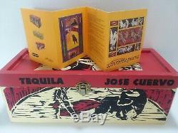 Jose Cuervo Tequila Reserva de La Familia BOX 750 ml 2001 Gironella Parra Mexico