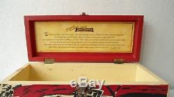 Jose Cuervo Tequila Reserva de La Familia BOX 750ml Gironella Parra 2001 RARE