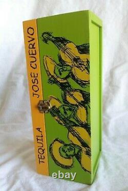 Jose Cuervo Tequila Reserva de La Familia BOX Gironella Parra 2001