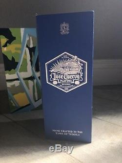 Jose Cuervo Tequila Reserva de La Familia Box 375 ml Marco Arce 2009