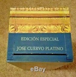 Jose Cuervo Tequila Special Editon Box Frieda Khalo / Delores Olmedo VERY RARE