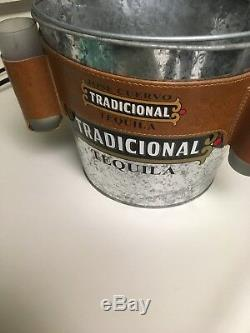 Jose Cuervo Traditional Tequila ice bucket And 4 Shots