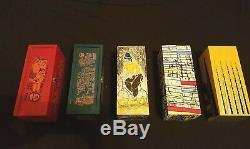 Jose Cuervo box Tequila Reserva De Familia 10 Box Collection SELLOUT