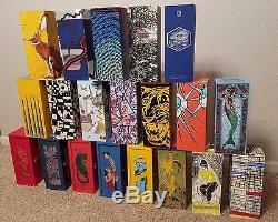 Jose Cuervo box Tequila Reserva De Familia 20 Box Collection VERY RARE