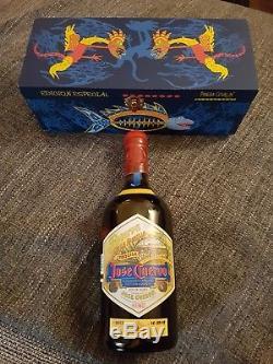 Jose cuervo reserva de la familia pineda covalin tequila Mexico neu in Box