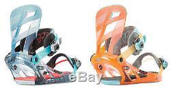 K2 Snowboard Binding Hurrithane Soft, Freestyle, Park, Tweekback, Canted 2