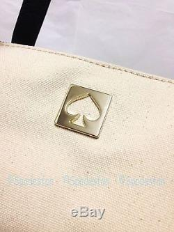 Kate Spade WKRU2226 Call To Action Terry Tote Bag Tequila Is Not My Friend NWT