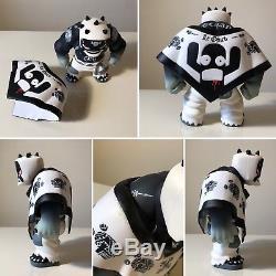 Kidrobot Gobi Muttpop Tequila Ocran Ocinatas Designer Art Toy Very RARE Kozik