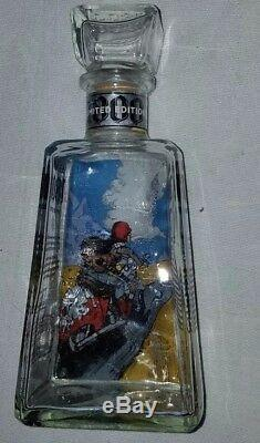 LIMITED EDITION 1800 TEQUILA ESSENTIAL ARTIST SERIES BOTTLE open road Lee devito