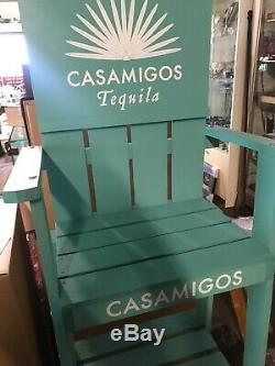 Lifeguard Chair casamigos Tequila Shelf Advertising