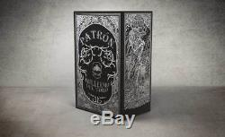 Limited Edition Patron Guillermo Del Toro Tequila Hard to Find Rare SOLD OUT