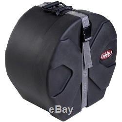 Ludwig 6.5x14 Vistalite Tequila Sunrise NEW Snare Drum +Free SKB Case LS903VXXTS