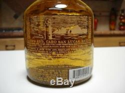 NOS Cabo Wabo Anejo Tequila Bottle Sammy Hagar Liquor Bottle 750 ML ANEJO