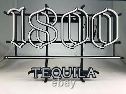 New 1800 Tequila Neon LED SIgn