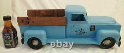 New Barware Don Julio Tequila Blue Pickup TRAY FAMILY STYLE SERVING TRUCK