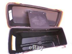 New Harley 2012 Flhtk Ultra Limited Tequila Sunrise Complete Rightside Saddlebag
