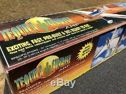 New RC 1997 Global ARF Tequila Sunrise Kit #123662 New Old Stock