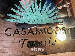 New Rare Casamigos Tequila Wall Mirror
