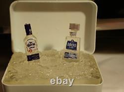 New Unique Jose Cuervo Tequila Large AIRSTREAM CAMPER DISPLAY PIECE & 4 Extras
