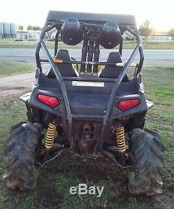 Nice Polaris RZR 800 EFI Tequila Gold Limited Edition With Many Upgrades