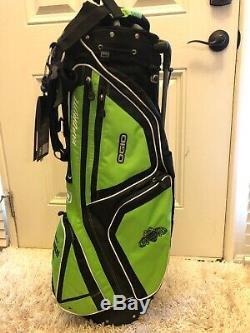Ogio Vaporlite Golf Bag/Stand Patrón Tequila NWT
