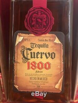 Original Cuervo 1800 Tequila Marca Registrada Hecho En Mexico 750ml