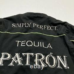 PATRON TEQUILA Silver Collection Mens Size 3XL Takata Acura Racing Jacket