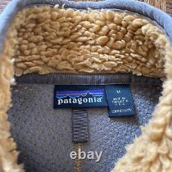 Patagonia Classic Retro Fleece Cardigan Tequila Gold