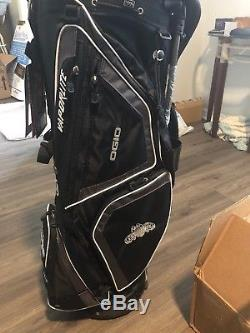 Patrón TEQUILA OGIO Vaporlite Golf Bag With Stand (With Raincover). Brand New