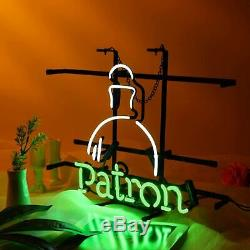 Patron Tequila Neon Sign