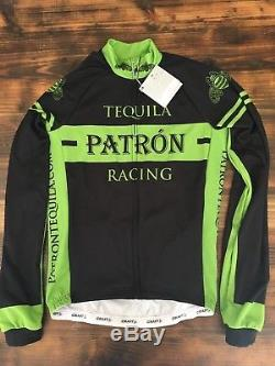 Patron Tequila Racing Craft LS Thermal Jersey