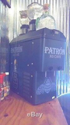 Patron XO Cafe Tequila Liquor Whiskey Shot Chiller Dispenser
