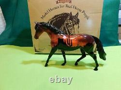 Peter Stone Horse 9924 Tequila Sunrise Limited Edition. WithBox. Mint