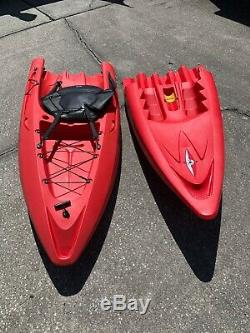 Point 65 N Tequila! GTX Solo Angler Modular Kayak
