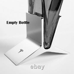 Pre-Sale Limited Edition EMPTY Tesla Tequila Bottle withstand and all packaging