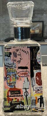 RARE 1800 Tequila Essential Artist Series Jean-Michel Basquiat 6 BOTTLE SET