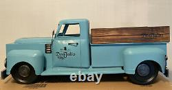 RARE Don Julio 1942 Tequila Steel Truck