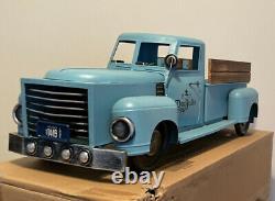 RARE Don Julio 1942 Tequila Vintage Steel Truck