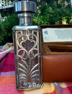 RARE Jose Cuervo Tequila 1800 Coleccion Collectible Decanter #130/347 withCOA