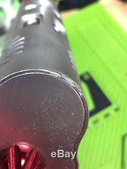 RARE! Pristine Tequila Sunrise Aardvark Matrix Paintball Gun Dye Wgp Smartparts